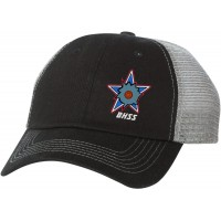 BHSS - Unstructured Mesh Cap