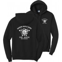 BMGFD - Essential Fleece Pullover Hooded Sweatshirt