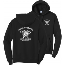 BMGFD - Essential Fleece Pullover Hooded Sweatshirt