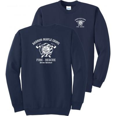 BMGFD - Essential Fleece Crewneck Sweatshirt