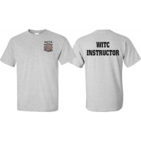 Fire and Rescue Instructor Tee