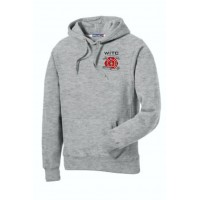 Fire and Rescue Heavy Hooded Pullover