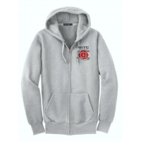 Fire and Rescue Heavy Hooded Full-zip