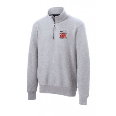 Fire and Rescue Heavyweight 1/4-Zip